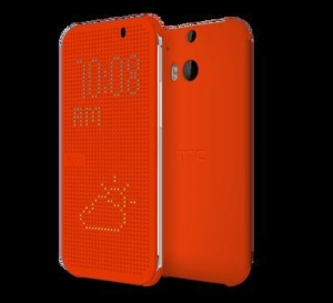 China HTC Dot View Phone Case on sale