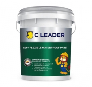 China Waterproofing solution-S007-FLEXIBLE-WATERPROOF-PAINT-S007A on sale