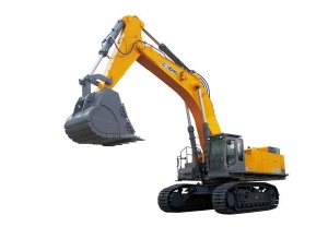China large excavator XE900C on sale
