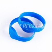 Silicone NFC wristbands
