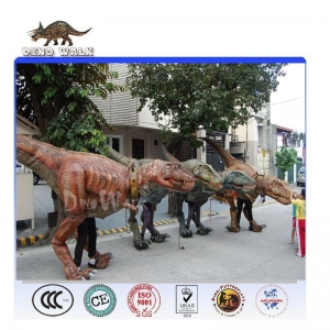 China The Newest Fashionable Rubber Dragon Dinosaur Suit on sale
