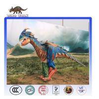 Lifelike Realistic Walking Adult Dinosaur Costume