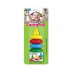 China Kids Funny Bath Crayons, Multi-function Kids Crayons, Non-toxic and Safe for Skin Touching for sale