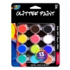 China Glitter Paint Pots, Glitter Art Paint Material, Glitter Paint DIY Kits, Nontoxic and Safe for Kids for sale