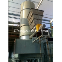 China Air Flow Flash Dryer with Gas Heating on sale