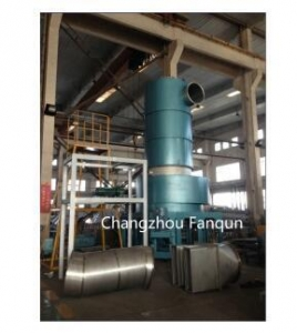 China Industrial Spin Flash Dryer with Steam Heating and Air Flow on sale