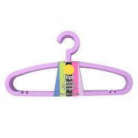 CLEANING 10pk Adults Plastic Coat Hanger Item No.: JPLTM004
