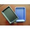 China Disposable Polystyrene Plastic Serving Trays , Vacuum Formed Packaging Trays for sale