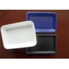 China Modern PS Foam Restaurant Serving Trays Food Protection With Blister Process Type for sale