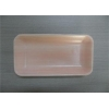 China Fashion Design Pink Plastic Packaging Trays Meat Packing For For Supermarket Displaying for sale