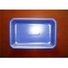 China Violet PS Catering Serving Trays Blister Packaging For Foodstuff , Food Container for sale