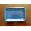 China Compostable Plastic Packaging Trays , High Barrier Rectangular Food Service Trays for sale