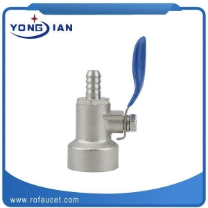 China Shut-off Valve For Ro Water System Spare Parts,HJ-B031-1 on sale