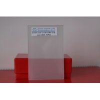 White Opaque Bronze Gray Colored Tempered Toughened Laminated Safety Glass