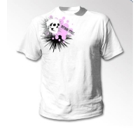 Mens Promotional Printed Cotton T-shirt