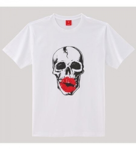 China Men's custom printing cotton t-shirt on sale