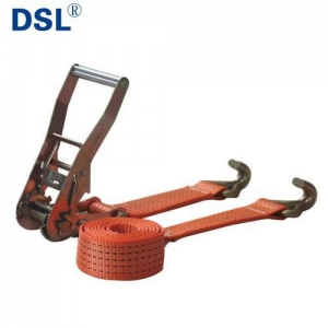 China Cambuckle Tie Down Ratchet Straps Suitable for All Kinds of Environment. on sale