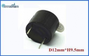 China 12MM 2300Hz Magnetic 5V Active Buzzer 85dB Safety Alarm Buzzer Active on sale