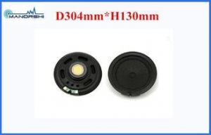 China Round Portable 400HZ Dynamic Micro Dynamic Speaker With Foam Edge on sale