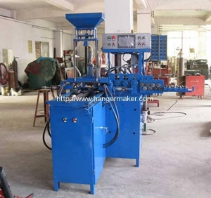 China Automatic Wall Wire Hanger Welding Making Machine on sale