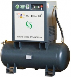 China Scroll Air compressor ASG series supplier