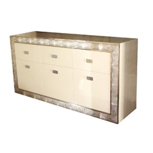China Neo Classic Solid Wood Bedroom Dressers For Sale with Crystal Decoration on sale
