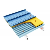 aluminum reflective metal roofing plate