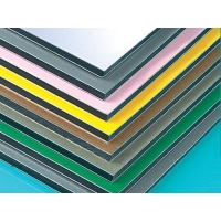 gloss ACP aluminum composite panel