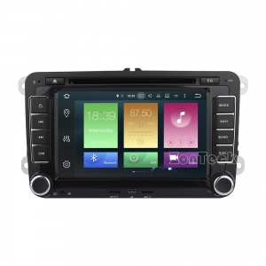 China ZK-6728V 7 Inch VW Android 6.0 Car Stereo GPS DVD DAB+ on sale