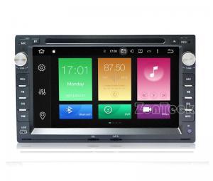 China Zonteck ZK-6758V VW Polo Passat 2 Din Andriod 6.0 Car Audio GPS on sale