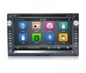 China Zonteck ZK-2086V 7 Inch VW Bora Car Radio GPS Player on sale