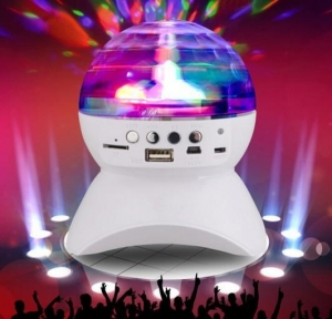 China Bluetooth Speaker disco colorful bluetooth speaker on sale