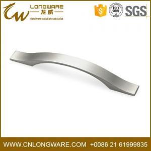 China zinc alloy Type: Kitchen cupboard door handles on sale