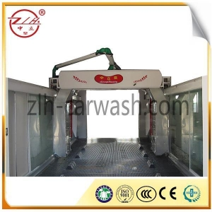China 2016 New Touchless Track Type Car Wash Machine on sale