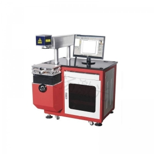 China Optical fiber laser marking machine Diode end pumped laser marking machine1 on sale