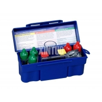 TK155-way Test Kit with DPD tablets: PH, CL, Bromine, Alkalinity, Acid Demand