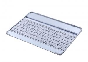China Bluetooth keyboard JP004K IPAD AIR Aluminium Bluetooth keyboard on sale