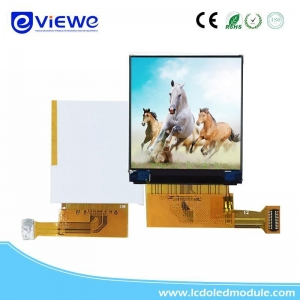 China 1.54'' 240x240 dots tft lcd module   smartwatch LCD Screen on sale