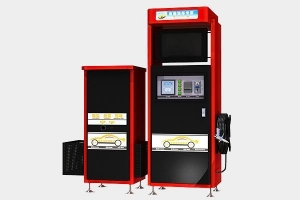 China Car Washing Vending Machine on sale