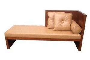 China Long Bedroom Ottoman Bench , Upholstered Luggage Bench With Pillows on sale