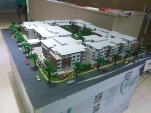 China 3d Customized Scale Model ,reliable Suppliers Of 3d Model Building on sale