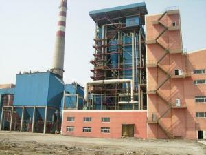 China Garbage incineration boiler on sale