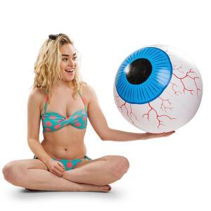 China 20 inches Giant Eyeball Beach Ball on sale