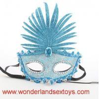 PVC Mask Cutout Eye Mask for Masquerade Party