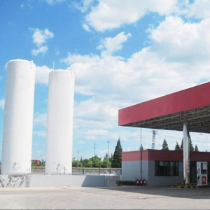 China Fixed LNG refueling stations on sale