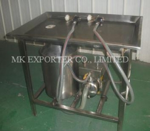 China Manual Meat Brine Injector Machine on sale
