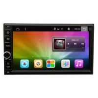 Double din Touch screen VS1002 Android 6.0 car radio stereo navigation Autoradio multimedia