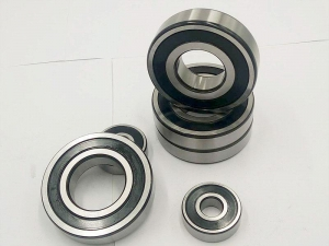 China Deep groove ball bearing 6004-2RS bearings on sale
