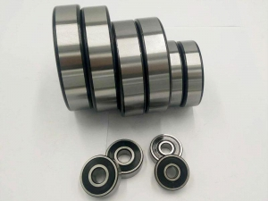 China Deep groove ball bearing 6000-2RS bearings on sale