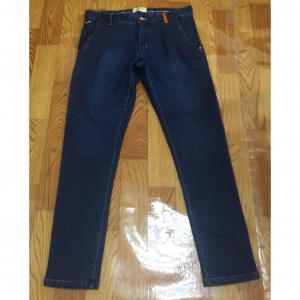 China Plus Size Boyfriend Jeans Casual Pants on sale
